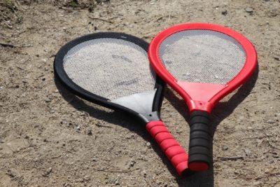 テニス ガット テンション 子供 ラケット