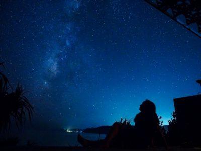大阪 科学館 プラネタリウム 星空