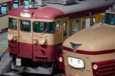 新幹線 好き 子供 旅行 古い電車