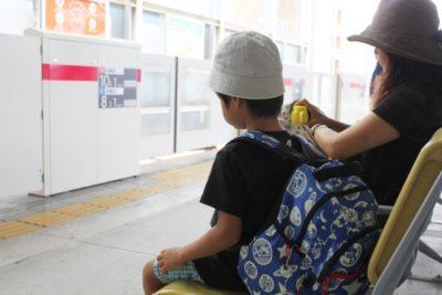 新幹線 好き 子供 旅行 ホーム