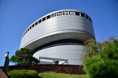 大阪 科学館 プラネタリウム 混雑 外観