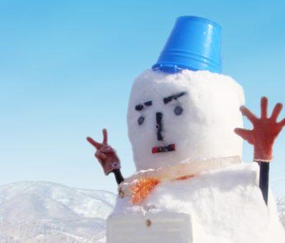 兵庫県 スキー場 子供 おすすめ 雪だるま