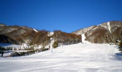 北海道 スキー場 子供 連れ 雪山