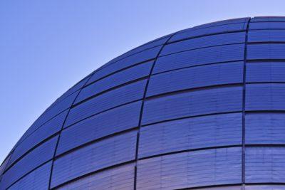 大阪 科学館 プラネタリウム 球体