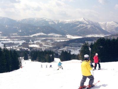 北海道 スキー ツアー 子供 雪山