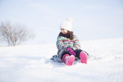 長野県 スキー場 子供 女の子