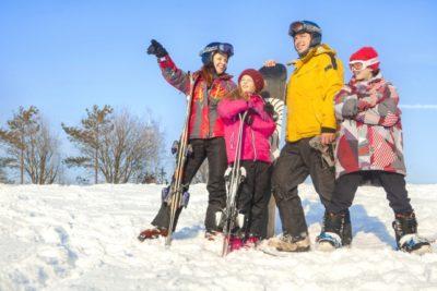 栃木 スキー場 子供 おすすめ 親子