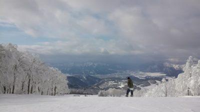 スキー場 子供 おすすめ 中国 スノボ