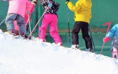 長野県 スキー場 子供 団体