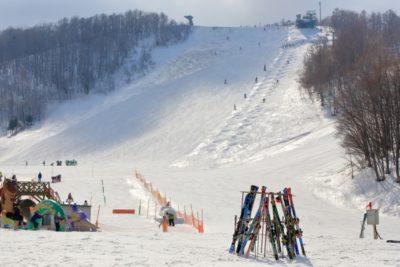 群馬 スキー場 子供 スクール ゲレンデ