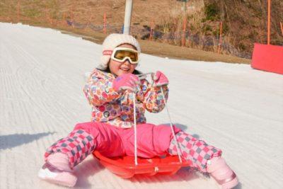 関東 近郊 スキー場 子供 日帰り ソリ