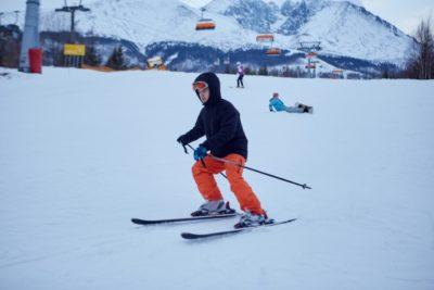 スキー場 子供 安い 男の子