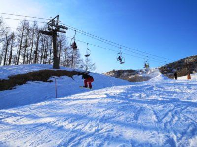 スキー場 子供 おすすめ 中国 リフト