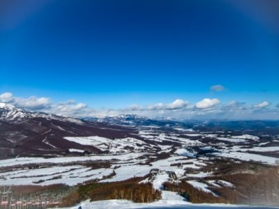 富山県 スキー場 子供 雲