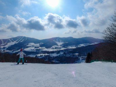 新潟県 スキー場 子供 無料 太陽