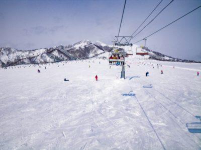 白馬 子供 向け スキー場 リフト