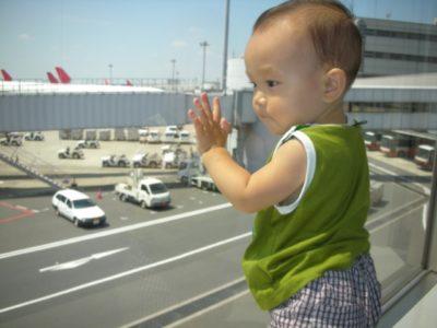 飛行機 子供 赤ちゃん