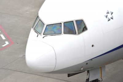 飛行機 大人 一人 子供 二人 機体