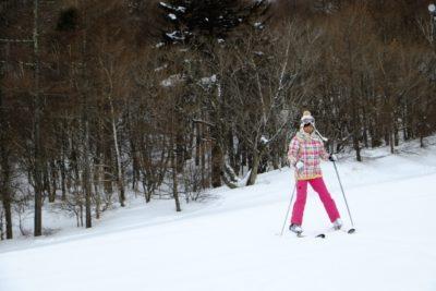 スキー場 子供 おすすめ 中国 女性
