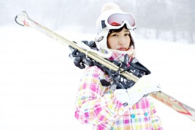スキー場 子供 ウェア レンタル 女の子