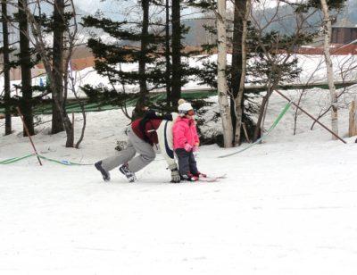 宮城県 スキー場 子供 親子