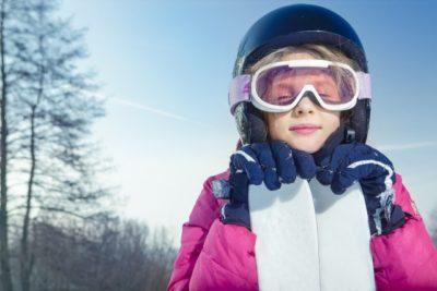 越後湯沢 スキー場 子供 女の子