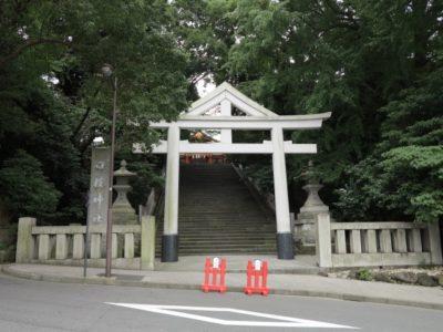日枝神社 七五三 着替え 日枝神社