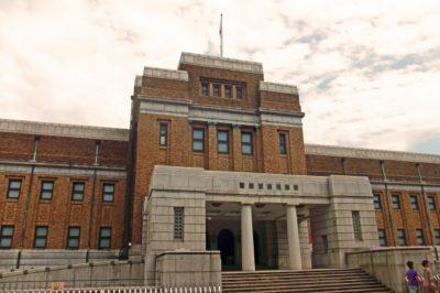 札幌 博物館 子供 外観