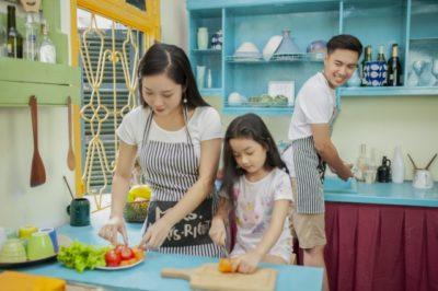 子供 習い事 料理 家族