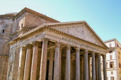 ローマ 子供 博物館 建物