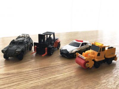 自動車 博物館 子供 トミカ