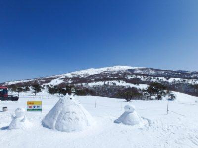 群馬 スキー場 子供 おすすめトトロ 無料