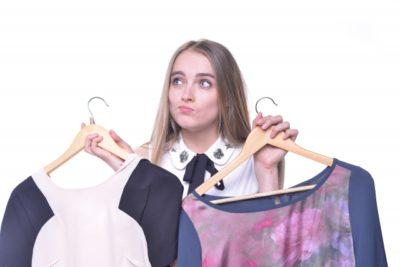 七五三 親 服装 ブログ 迷う女性