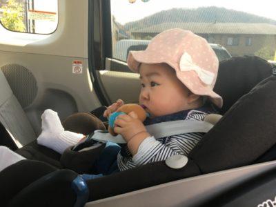 バス 子供 チャイルドシート 赤ちゃん