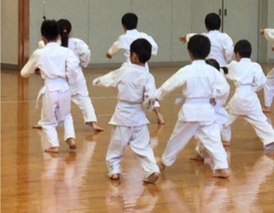 子供 習い事 武道 空手
