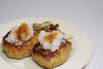 ひな祭り メニュー おかず 豆腐ハンバーグ