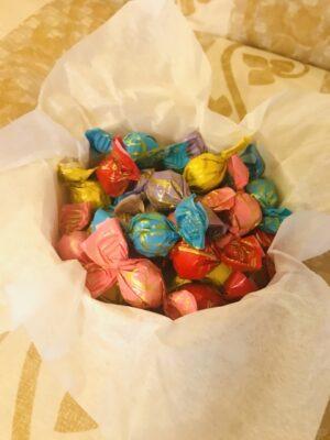 トリュフ 子供 簡単 キャンディ