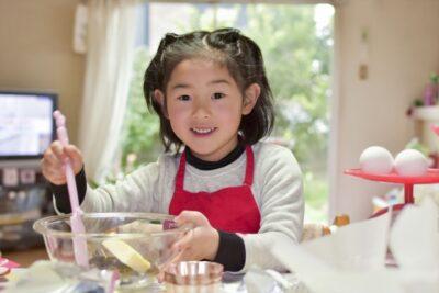 子供と作るバレンタイン チョコ 子供 手作り