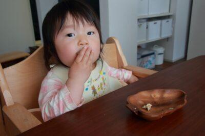 ひな祭り ご飯 一歳(献立)手づかみ食べ