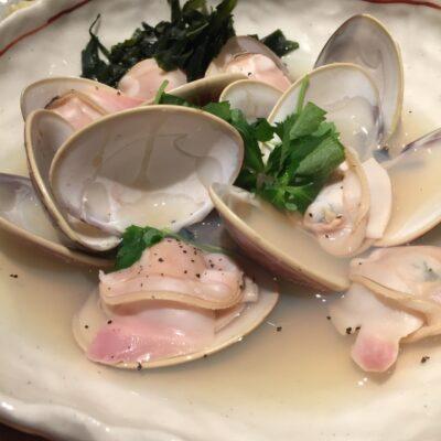ひな祭り 洋風メニュー(レシピ)地中海蒸し