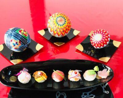 ひな祭り 料理 ブログ 手毬寿司