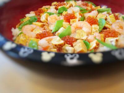 ひな祭り 料理 ブログ ちらし寿司