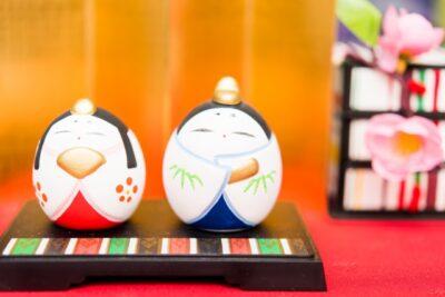 ひな祭りご飯画像(料理)うさぎお雛様