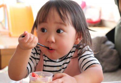 子供と作る バレンタイン 2歳 スイーツ