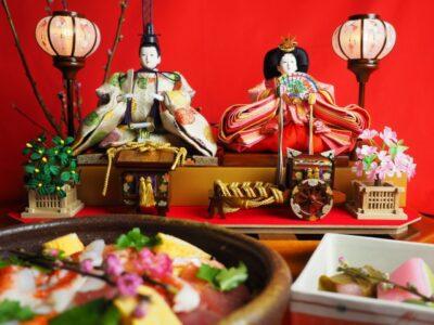 ひな祭り 料理 宅配(注文)全国