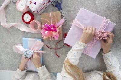 子供と作るバレンタイン チョコ ギフト