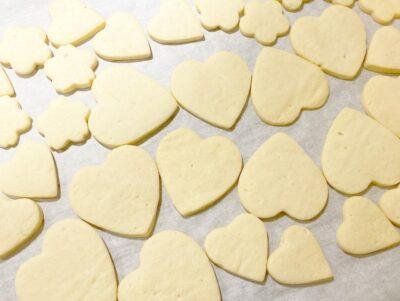 1歳 バレンタイン 一緒に作る クッキー