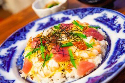 ひな祭り ご飯 おかず ちらし寿司