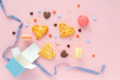 子供と作る バレンタイン 2歳 ギフト プレゼント
