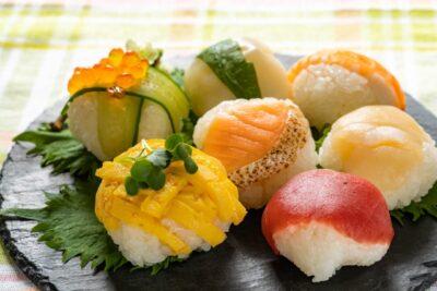 ひな祭り メニュー クックパッド てまり寿司